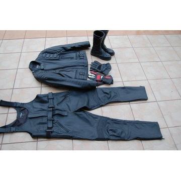 Pełny ubiór cruiser/chopper - kurtka,spodnie,2 ręk