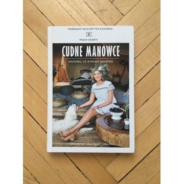 Książka Cudne Manowce Magda Grzebyk