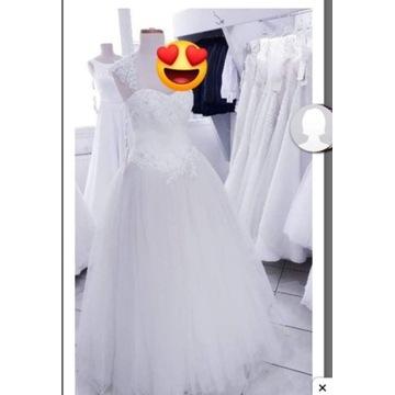 Suknia ślubna r 36 NOWA