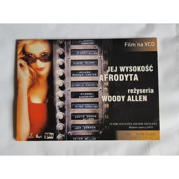 Jej wysokość Afrodyta - Woody Allen - VCD