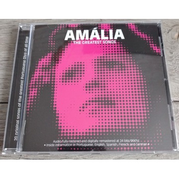 """Amalia """"Greatest Hits"""" (Fado)"""