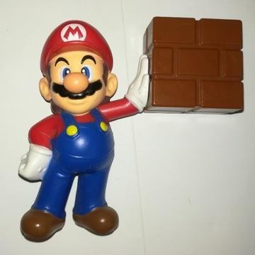 Figurka MARIO Super Mario Bros. Nintendo McDonald