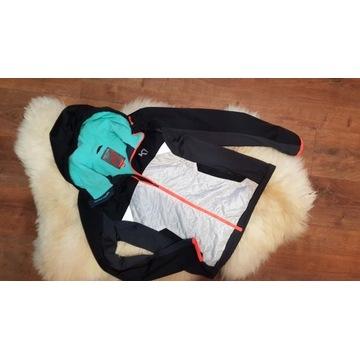 Fajna bluza sportowa  pikowanie KARI TRAA XL