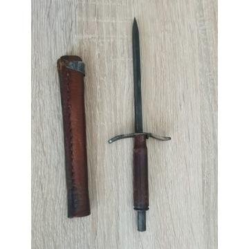 Nożyk okopowy, bagnet, 1933
