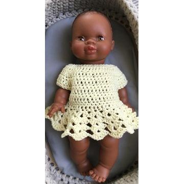 Sukienka dla lalki Miniland, Paola Reina