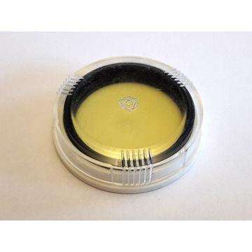Filtr fotograficzny efektowy jasnożółty M 49 mm
