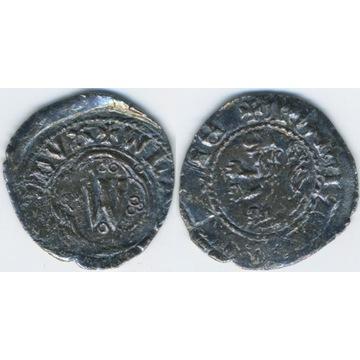 kwartnik ruski Władysław Opolczyk 1386-1434 -R5-