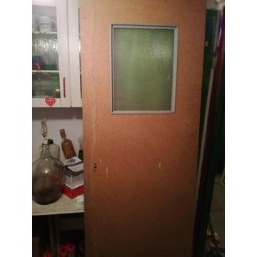 Drzwi z płyty
