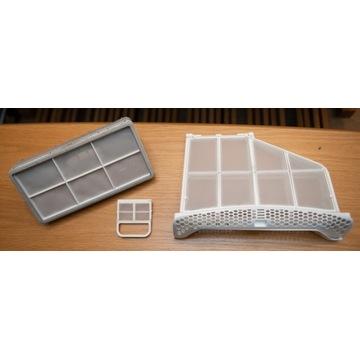Suszarka AEG T97689IH komplet filtrów