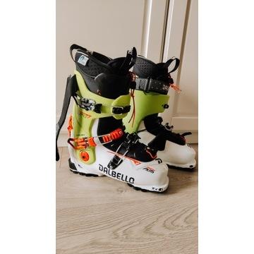 Buty narciarskie skitur DALBELLO LUPO 115, roz 28