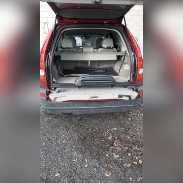 Bagażnik dachowy Volvo plus uchwyty na narty
