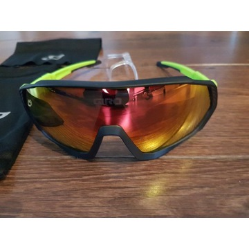 Okulary kolarskie Giro, sportowe, do biegania