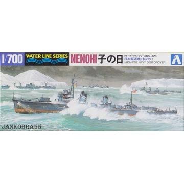 Japoński niszczyciel NENOHI