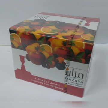 Tytoń / melasa - SHISHA - MAZAYA owocowy
