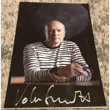 Volker Schlöndorff - autograf