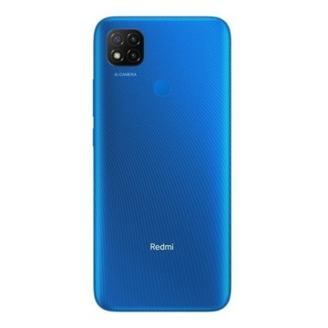Smartfon Xiaomi Redmi 9C NFC 3/64GB Twilight Blue
