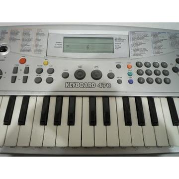 Keyboard sterująca odp. CASIO 150 49 kl. MIDI OUT