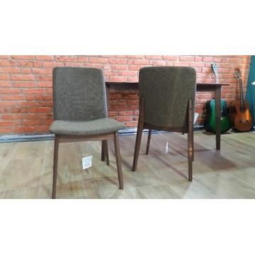 Krzesło drewniane lite drewno NOWE
