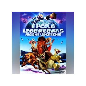 EPOKA LODOWCOWA 5: MOCNE UDERZENIE (DVD)