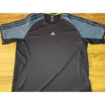 Koszulka Sportowa Adidas Climacool L Idealny Stan