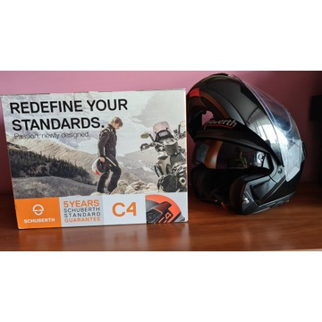 KASK SCHUBERTH XL C4 + SC1 ADVANCED STANDARD