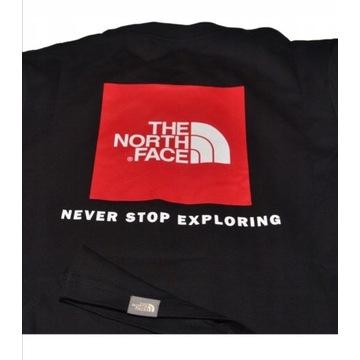 The North Face koszulka Oryginał XS