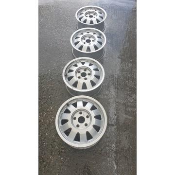 Felgi aluminiowe 15 cali  audi ET45 5×112