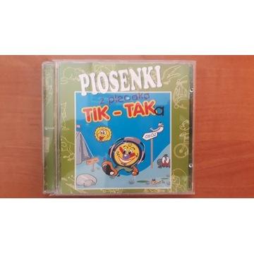 Fasolki. Piosenki z plecaka Tik-Taka. CD Audio.