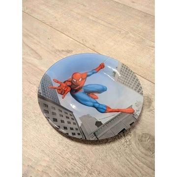 Mały szklany talerz Spider-Man