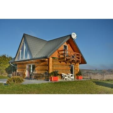 Dom na Mazurach sauna ruska bani jakuzzi dla Was