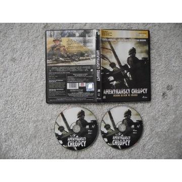 AMERYKAŃSCY CHŁOPCY, mega film (VCD)