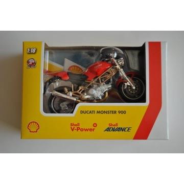 Ducati Monster 900,  model 1:18