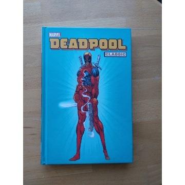 Deadpool Classic 1 Egmont