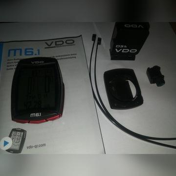 Czujnik prędkości licznika VDO M 6