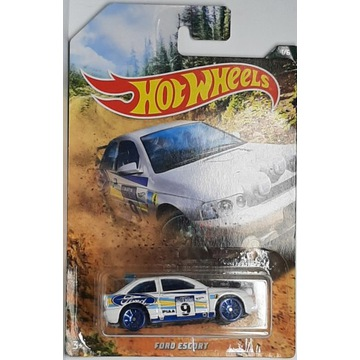 Hot Wheels - Ford Escort RS Cosworth 1:64