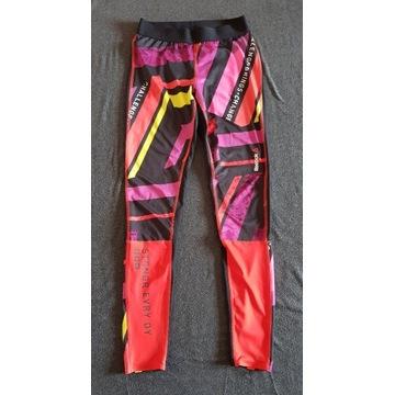 Spodnie do biegania Reebok