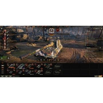 Konto World of Tanks 2 X