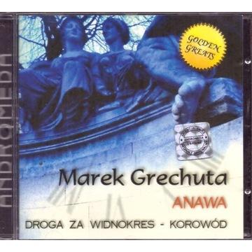 Marek Grechuta i Anawa Złote Przeboje CD 1999