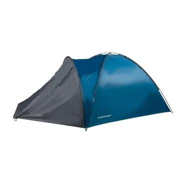 Namiot iglo 2 osobowy z przedsionkiem Dunlop