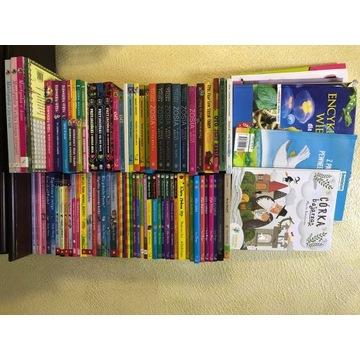 Książki dla dziewczynki