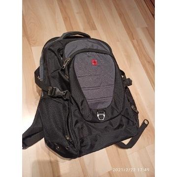 Plecak wenger duży laptop 17
