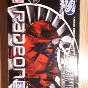 ATI Radeon 9800SE Edition 128mb