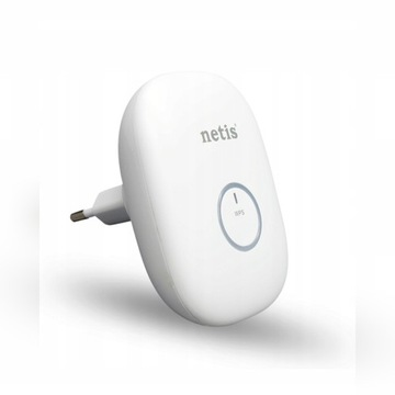 Wzmacniacz sygnału WiFi, repeater Netis E1