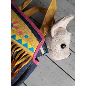 CHI CHI LOVE Indian Summer piesek w torebce Simba