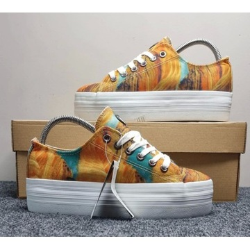 Buty SixtySeven - Autumn Leaves Print R.37