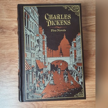 Charles Dickens Five Novels Barnes and Noble