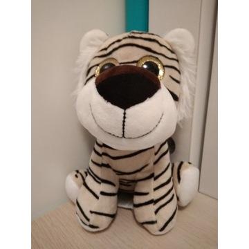 Maskotka tygrys zwierzątko pluszak  przytulanka
