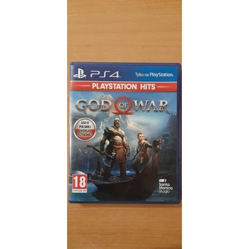 Gra PlayStation PS4 God of War PL