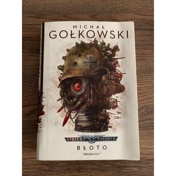 Stalowe Szczury Błoto Gołkowski z autografem