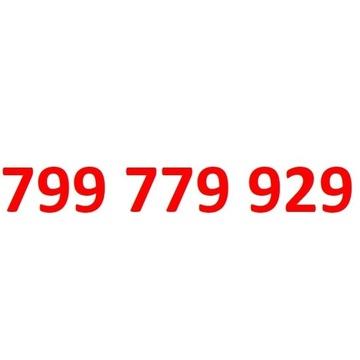 799 779 929 starter play złoty numer 9999 99999